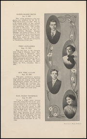 Page 16, 1911 Edition, Muscatine High School - Auroran Yearbook (Muscatine, IA) online yearbook collection