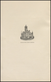 Page 4, 1911 Edition, Muscatine High School - Auroran Yearbook (Muscatine, IA) online yearbook collection