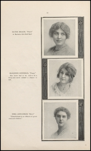Page 12, 1914 Edition, Muscatine High School - Auroran Yearbook (Muscatine, IA) online yearbook collection