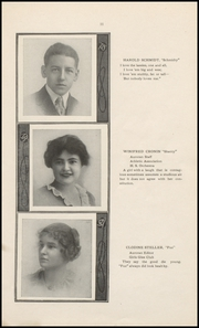 Page 13, 1914 Edition, Muscatine High School - Auroran Yearbook (Muscatine, IA) online yearbook collection