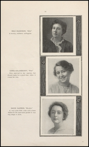 Page 16, 1914 Edition, Muscatine High School - Auroran Yearbook (Muscatine, IA) online yearbook collection