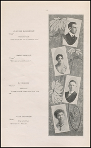 Page 10, 1915 Edition, Muscatine High School - Auroran Yearbook (Muscatine, IA) online yearbook collection
