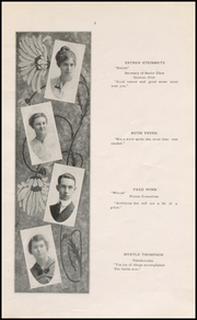 Page 11, 1915 Edition, Muscatine High School - Auroran Yearbook (Muscatine, IA) online yearbook collection