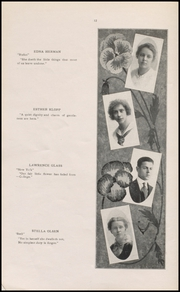Page 14, 1915 Edition, Muscatine High School - Auroran Yearbook (Muscatine, IA) online yearbook collection