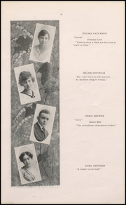 Page 17, 1915 Edition, Muscatine High School - Auroran Yearbook (Muscatine, IA) online yearbook collection