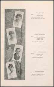 Page 7, 1915 Edition, Muscatine High School - Auroran Yearbook (Muscatine, IA) online yearbook collection