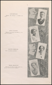 Page 8, 1915 Edition, Muscatine High School - Auroran Yearbook (Muscatine, IA) online yearbook collection
