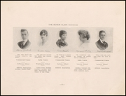 Page 17, 1916 Edition, Muscatine High School - Auroran Yearbook (Muscatine, IA) online yearbook collection