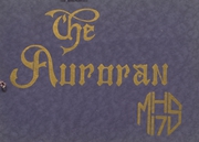 Page 1, 1917 Edition, Muscatine High School - Auroran Yearbook (Muscatine, IA) online yearbook collection