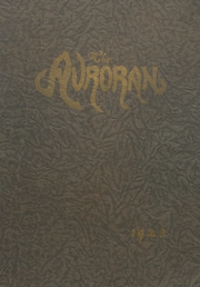 Page 1, 1923 Edition, Muscatine High School - Auroran Yearbook (Muscatine, IA) online yearbook collection