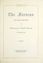 Page 11, 1925 Edition, Muscatine High School - Auroran Yearbook (Muscatine, IA) online yearbook collection