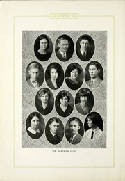 Page 16, 1925 Edition, Muscatine High School - Auroran Yearbook (Muscatine, IA) online yearbook collection