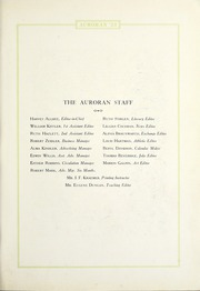 Page 17, 1925 Edition, Muscatine High School - Auroran Yearbook (Muscatine, IA) online yearbook collection