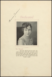 Page 8, 1930 Edition, Muscatine High School - Auroran Yearbook (Muscatine, IA) online yearbook collection