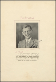 Page 9, 1930 Edition, Muscatine High School - Auroran Yearbook (Muscatine, IA) online yearbook collection