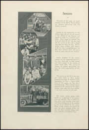 Page 10, 1933 Edition, Muscatine High School - Auroran Yearbook (Muscatine, IA) online yearbook collection