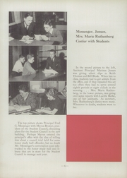 Page 10, 1939 Edition, Muscatine High School - Auroran Yearbook (Muscatine, IA) online yearbook collection
