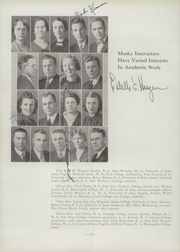 Page 14, 1939 Edition, Muscatine High School - Auroran Yearbook (Muscatine, IA) online yearbook collection