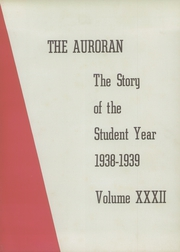 Page 7, 1939 Edition, Muscatine High School - Auroran Yearbook (Muscatine, IA) online yearbook collection