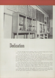 Page 8, 1939 Edition, Muscatine High School - Auroran Yearbook (Muscatine, IA) online yearbook collection