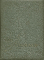 1947 Edition, Muscatine High School - Auroran Yearbook (Muscatine, IA)