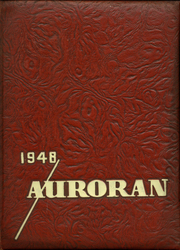 1948 Edition, Muscatine High School - Auroran Yearbook (Muscatine, IA)
