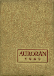 1949 Edition, Muscatine High School - Auroran Yearbook (Muscatine, IA)