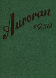 1950 Edition, Muscatine High School - Auroran Yearbook (Muscatine, IA)