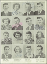 Page 75, 1950 Edition, Muscatine High School - Auroran Yearbook (Muscatine, IA) online yearbook collection