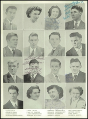 Page 78, 1950 Edition, Muscatine High School - Auroran Yearbook (Muscatine, IA) online yearbook collection