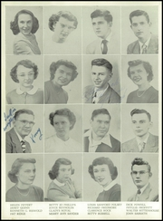 Page 82, 1950 Edition, Muscatine High School - Auroran Yearbook (Muscatine, IA) online yearbook collection