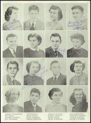 Page 83, 1950 Edition, Muscatine High School - Auroran Yearbook (Muscatine, IA) online yearbook collection