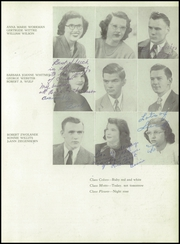 Page 85, 1950 Edition, Muscatine High School - Auroran Yearbook (Muscatine, IA) online yearbook collection