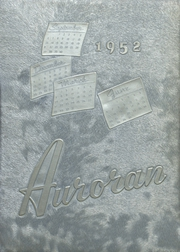 Muscatine High School - Auroran Yearbook (Muscatine, IA) online yearbook collection, 1952 Edition, Page 1