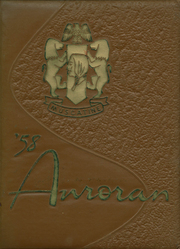 Muscatine High School - Auroran Yearbook (Muscatine, IA) online yearbook collection, 1958 Edition, Page 1