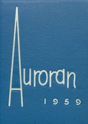 1959 Edition, Muscatine High School - Auroran Yearbook (Muscatine, IA)