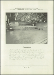 Page 13, 1930 Edition, Marshalltown High School - Postscript Yearbook (Marshalltown, IA) online yearbook collection