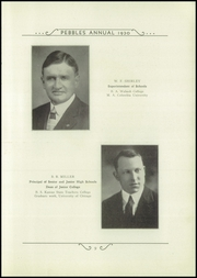 Page 17, 1930 Edition, Marshalltown High School - Postscript Yearbook (Marshalltown, IA) online yearbook collection