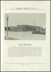Page 9, 1930 Edition, Marshalltown High School - Postscript Yearbook (Marshalltown, IA) online yearbook collection