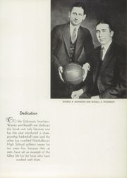 Page 9, 1934 Edition, Marshalltown High School - Postscript Yearbook (Marshalltown, IA) online yearbook collection