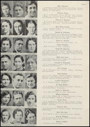 Page 8, 1937 Edition, Marshalltown High School - Postscript Yearbook (Marshalltown, IA) online yearbook collection