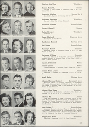 Page 16, 1940 Edition, Marshalltown High School - Postscript Yearbook (Marshalltown, IA) online yearbook collection