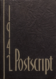 Page 1, 1942 Edition, Marshalltown High School - Postscript Yearbook (Marshalltown, IA) online yearbook collection