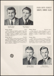 Page 12, 1942 Edition, Marshalltown High School - Postscript Yearbook (Marshalltown, IA) online yearbook collection