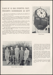 Page 13, 1942 Edition, Marshalltown High School - Postscript Yearbook (Marshalltown, IA) online yearbook collection