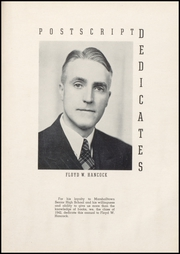 Page 7, 1942 Edition, Marshalltown High School - Postscript Yearbook (Marshalltown, IA) online yearbook collection