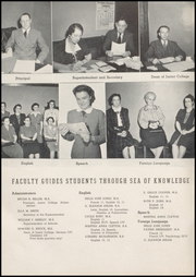 Page 8, 1942 Edition, Marshalltown High School - Postscript Yearbook (Marshalltown, IA) online yearbook collection
