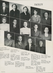 Page 11, 1945 Edition, Marshalltown High School - Postscript Yearbook (Marshalltown, IA) online yearbook collection