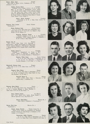 Page 15, 1945 Edition, Marshalltown High School - Postscript Yearbook (Marshalltown, IA) online yearbook collection