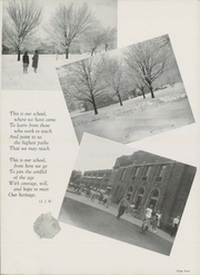 Page 8, 1945 Edition, Marshalltown High School - Postscript Yearbook (Marshalltown, IA) online yearbook collection